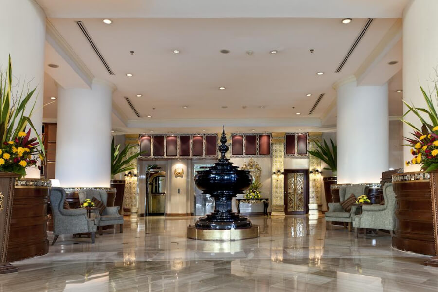 Hotel Myanmar Mandalay Mercure Mandalay Hill Resort 1