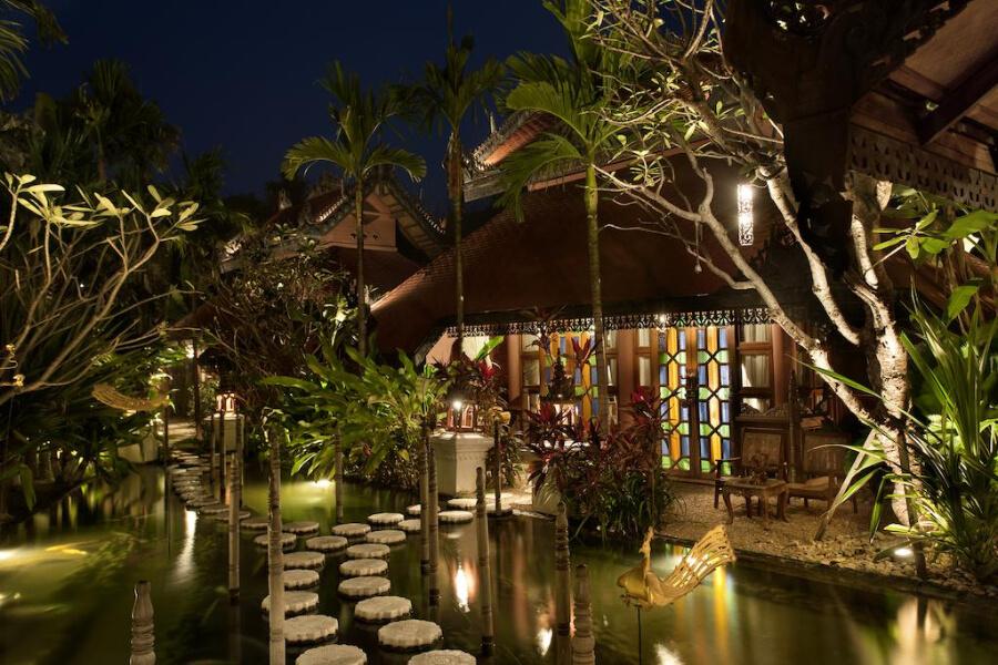 Hotel Myanmar Mandalay Mercure Mandalay Hill Resort 13