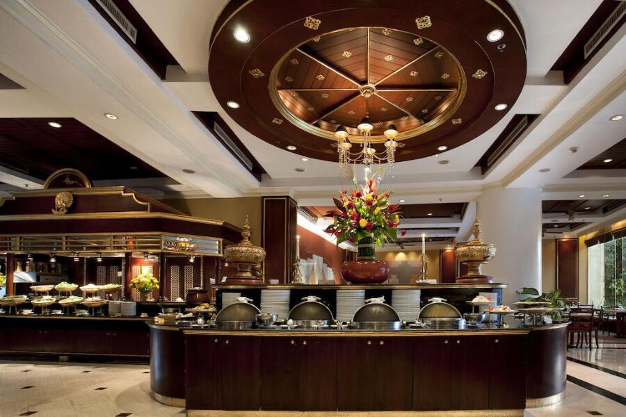 Hotel Myanmar Mandalay Mercure Mandalay Hill Resort 14
