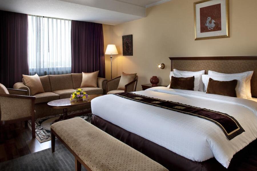 Hotel Myanmar Mandalay Mercure Mandalay Hill Resort 16