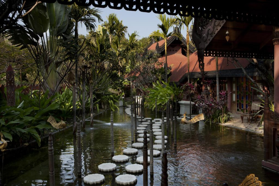 Hotel Myanmar Mandalay Mercure Mandalay Hill Resort 17