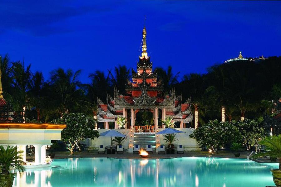 Hotel Myanmar Mandalay Mercure Mandalay Hill Resort 21