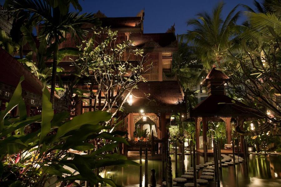 Hotel Myanmar Mandalay Mercure Mandalay Hill Resort 7