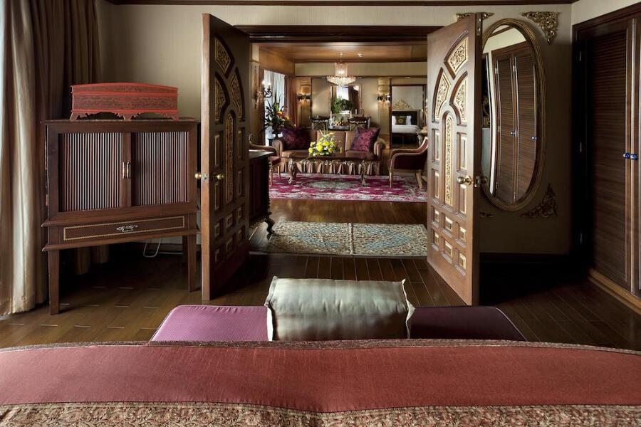 Hotel Myanmar Mandalay Mercure Mandalay Hill Resort 8