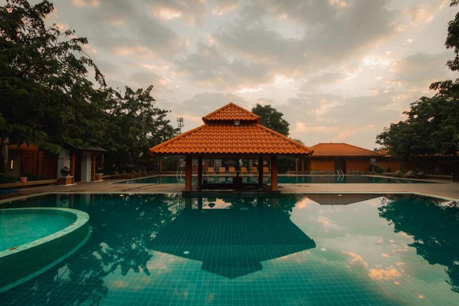 Hotel Myanmar Mandalay Rupar Mandalar Resort 28