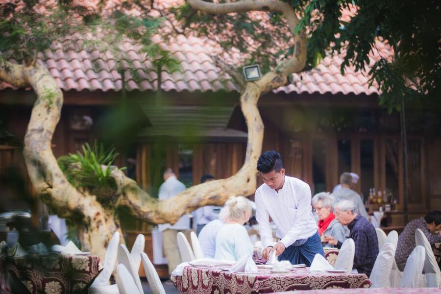 Hotel Myanmar Mandalay Rupar Mandalar Resort 9