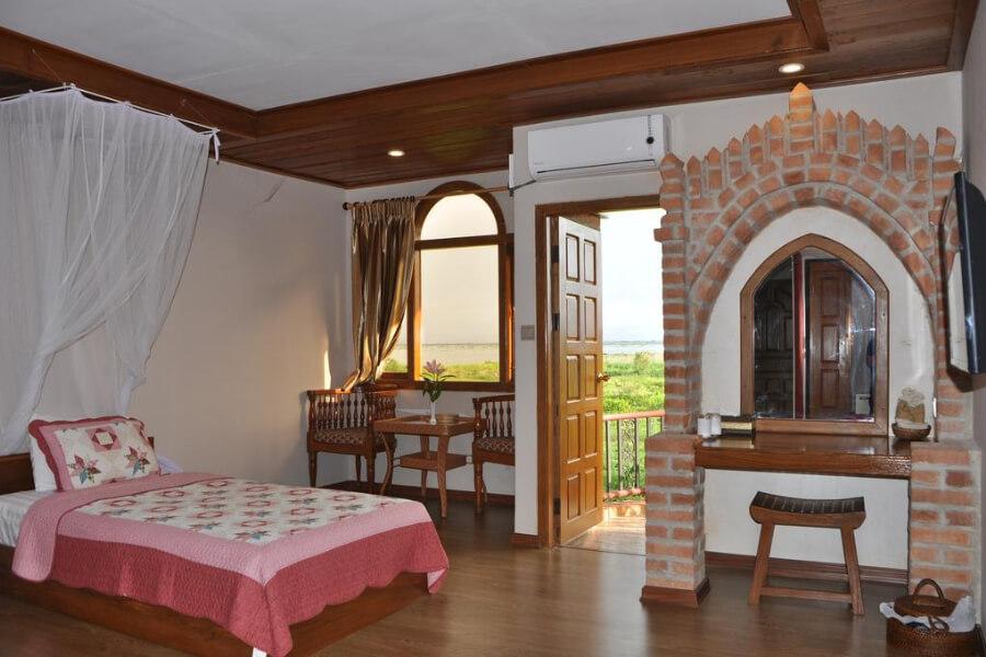 Hotel Myanmar Nyaung Shwe Ann Herritage Lodge1