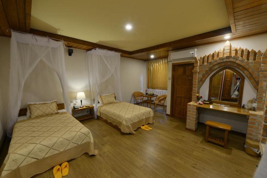 Hotel Myanmar Nyaung Shwe Ann Herritage Lodge10