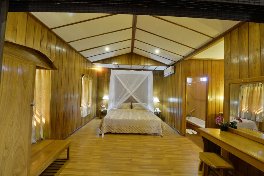 Hotel Myanmar Nyaung Shwe Ann Herritage Lodge13