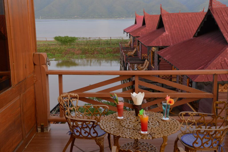 Hotel Myanmar Nyaung Shwe Ann Herritage Lodge14