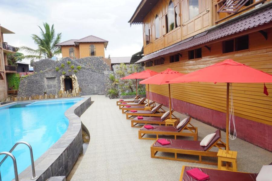 Hotel Myanmar Nyaung Shwe Ann Herritage Lodge17