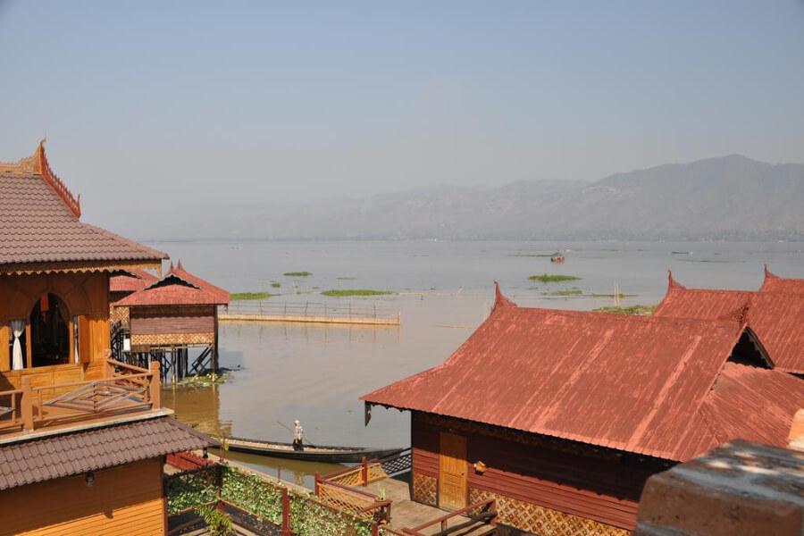 Hotel Myanmar Nyaung Shwe Ann Herritage Lodge20