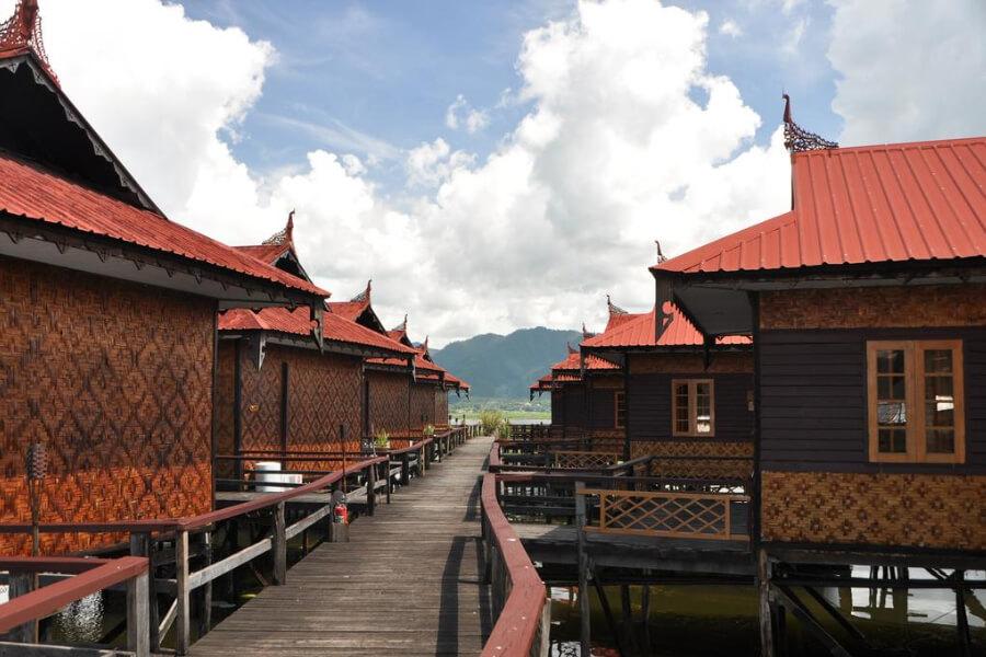 Hotel Myanmar Nyaung Shwe Ann Herritage Lodge5