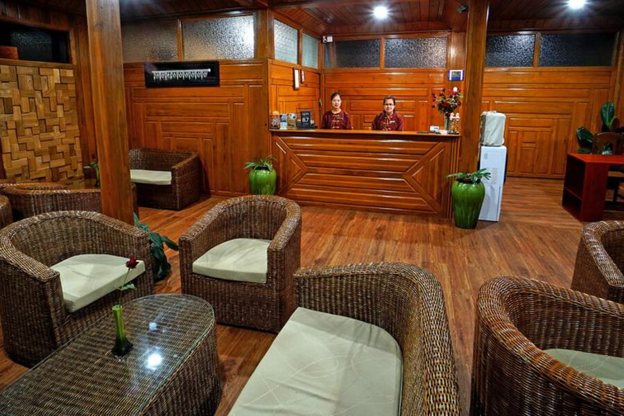 Hotel Myanmar Nyaung Shwe Ann Herritage Lodge6