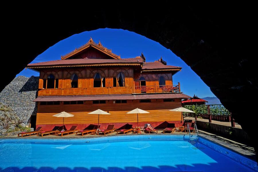 Hotel Myanmar Nyaung Shwe Ann Herritage Lodge7