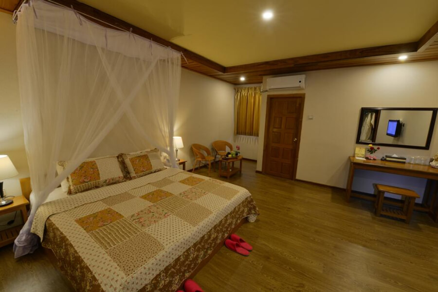 Hotel Myanmar Nyaung Shwe Ann Herritage Lodge9