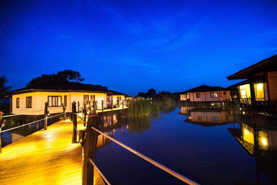 Hotel Myanmar Nyuang Shwe Viewpoint Ecolodge Myanmar18