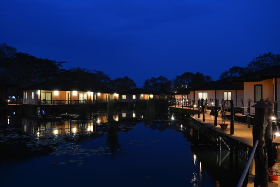 Hotel Myanmar Nyuang Shwe Viewpoint Ecolodge Myanmar21