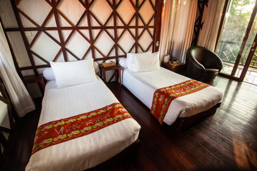 Hotel Myanmar Nyuang Shwe Viewpoint Ecolodge Myanmar5