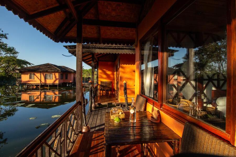 Hotel Myanmar Nyuang Shwe Viewpoint Ecolodge Myanmar7