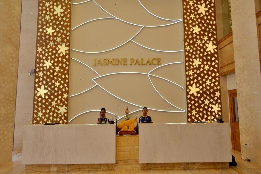 Hotel Myanmar Rangoon Jasmine Palace Rangoon5