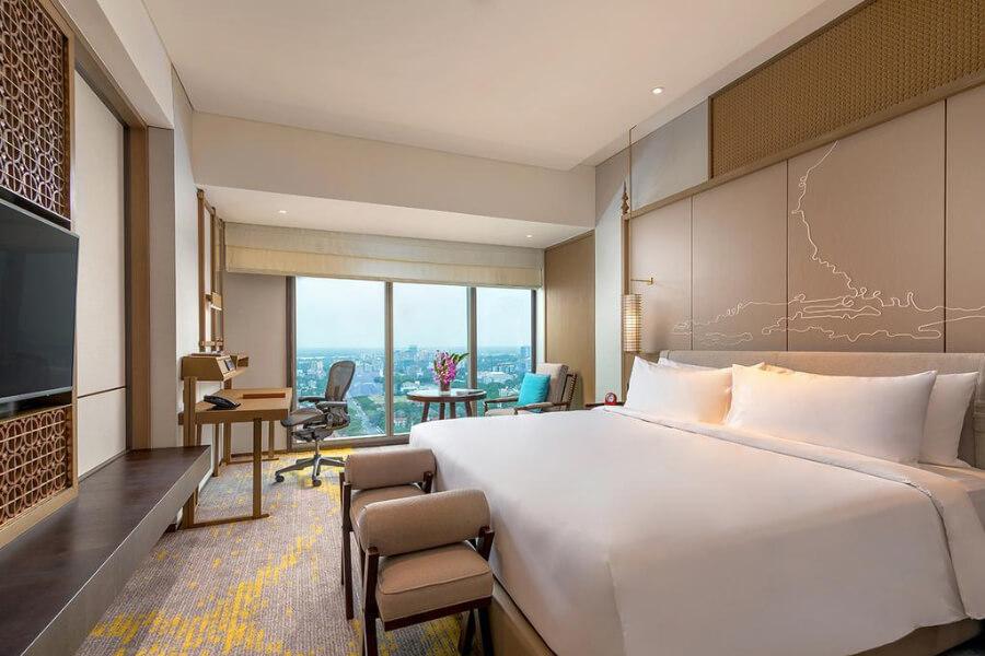 Hotel Myanmar Yangon Pan Pacific Yangon 11