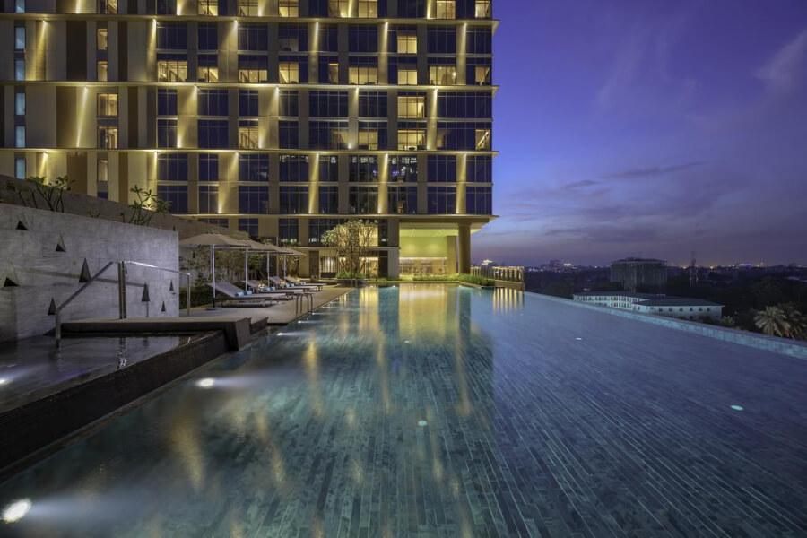 Hotel Myanmar Yangon Pan Pacific Yangon 23