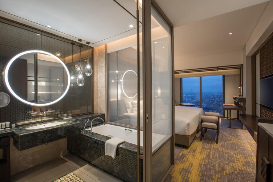 Hotel Myanmar Yangon Pan Pacific Yangon 3