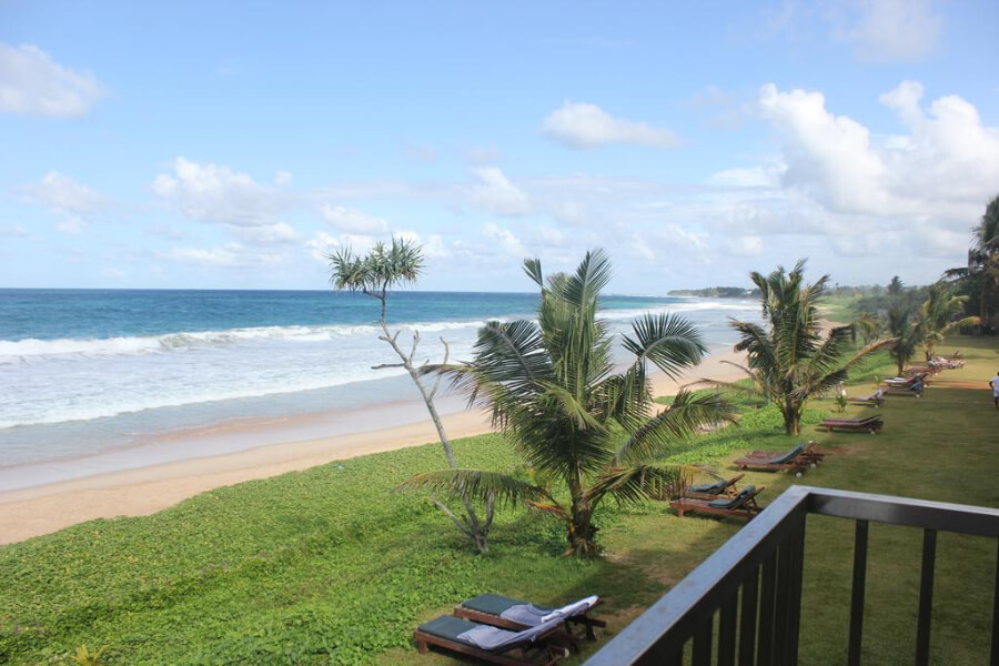 Hotel Sri Lanka Ahangama The Long Beach Resort 10