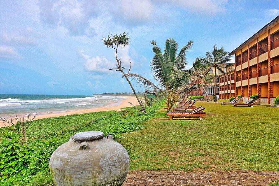 Hotel Sri Lanka Ahangama The Long Beach Resort 24