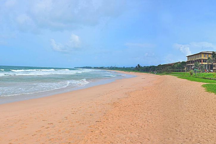 Hotel Sri Lanka Ahangama The Long Beach Resort 4