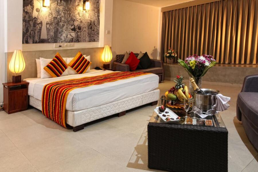 Hotel Sri Lanka Kandy Thilanka Resort Kandy1