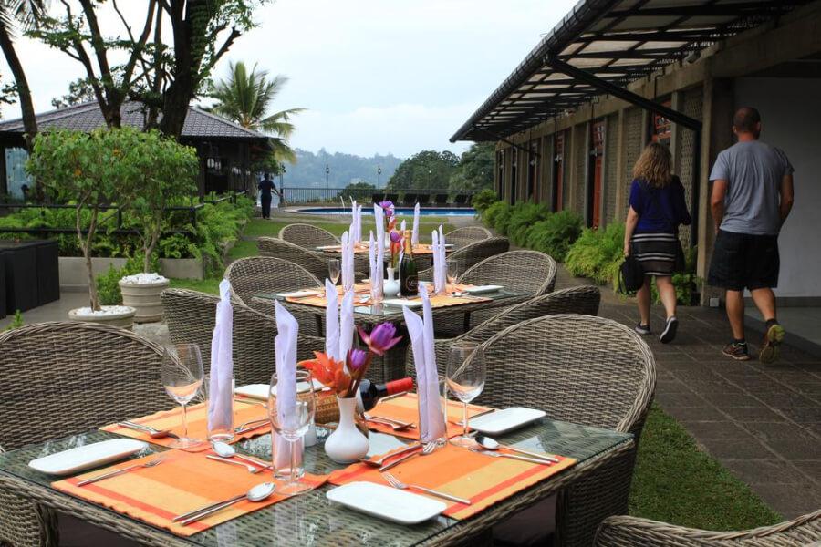 Hotel Sri Lanka Kandy Thilanka Resort Kandy16