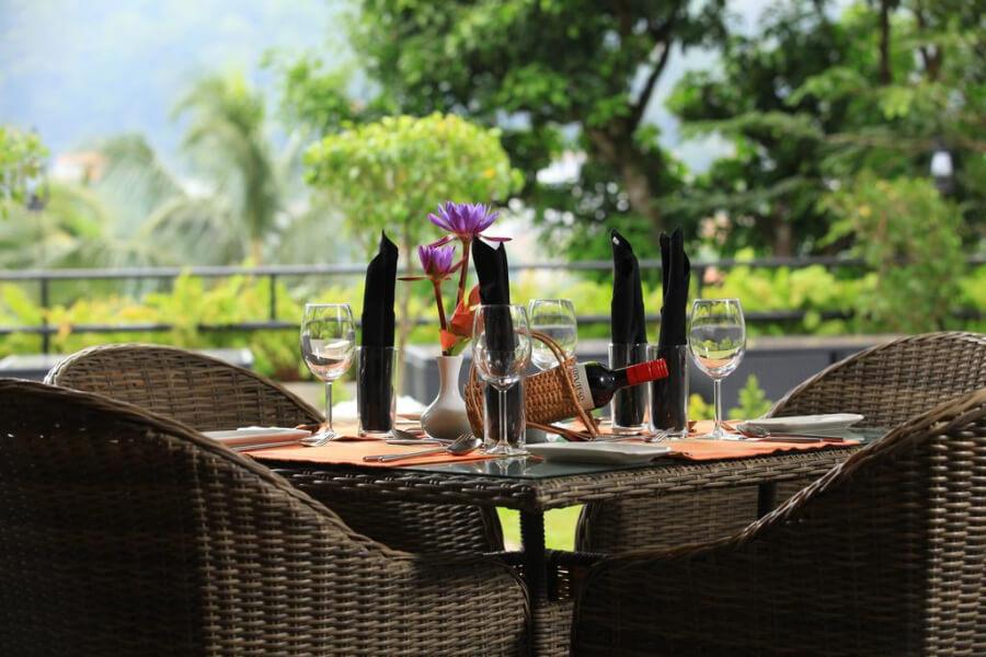 Hotel Sri Lanka Kandy Thilanka Resort Kandy17