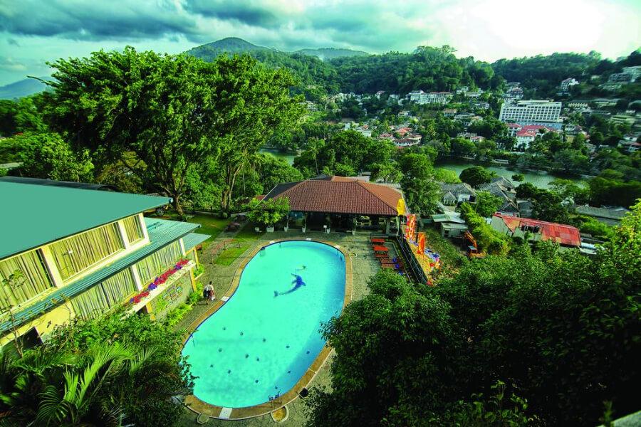 Hotel Sri Lanka Kandy Thilanka Resort Kandy22