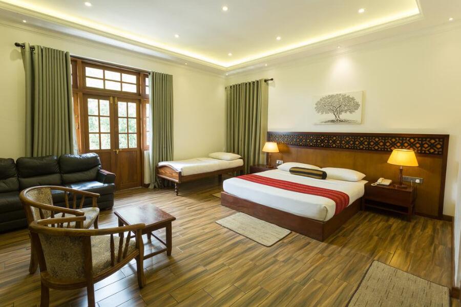 Hotel Sri Lanka Nuware Eliya Heaven Seven12