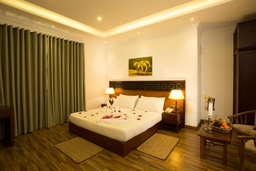 Hotel Sri Lanka Nuware Eliya Heaven Seven13