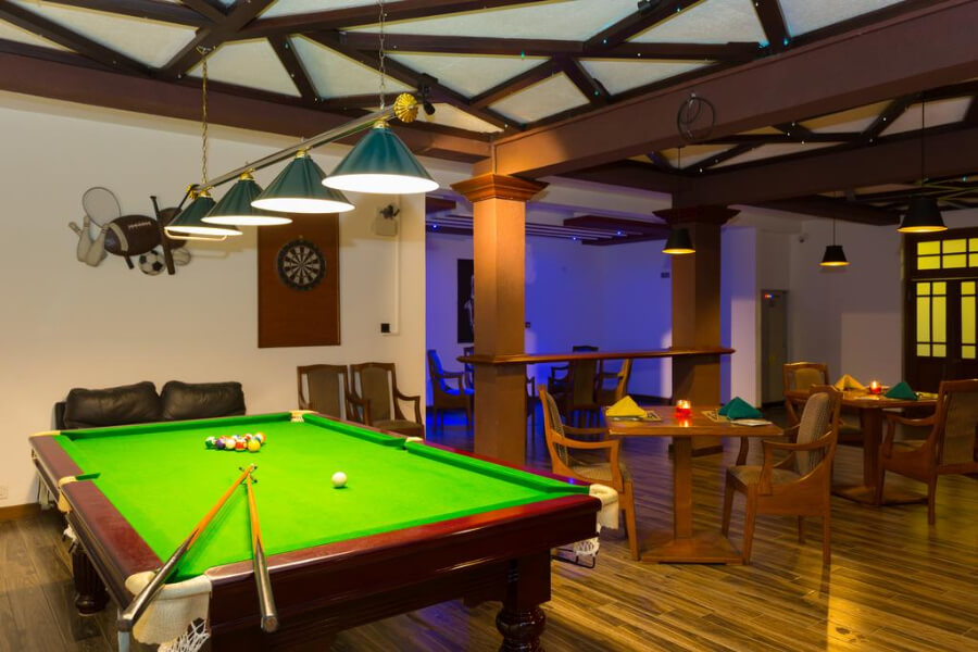 Hotel Sri Lanka Nuware Eliya Heaven Seven7