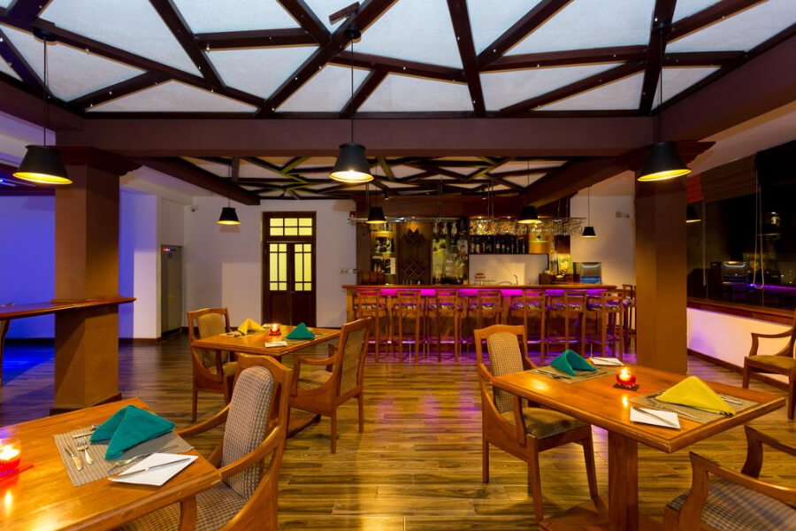 Hotel Sri Lanka Nuware Eliya Heaven Seven8