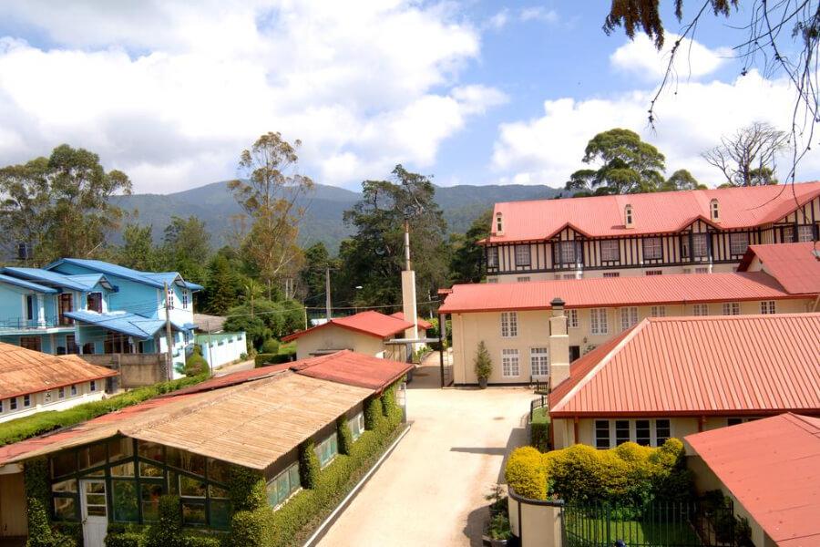 Hotel Sri Lanka Nuware Eliya The Grand Hotel 19