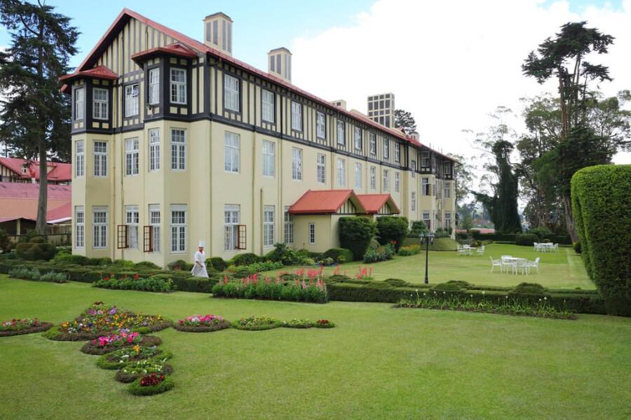 Hotel Sri Lanka Nuware Eliya The Grand Hotel 21
