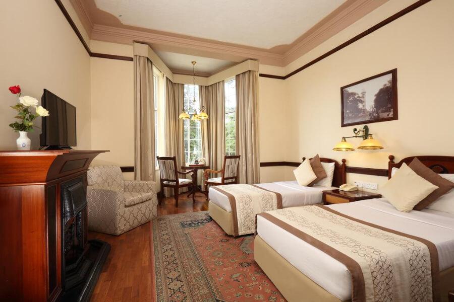 Hotel Sri Lanka Nuware Eliya The Grand Hotel 4