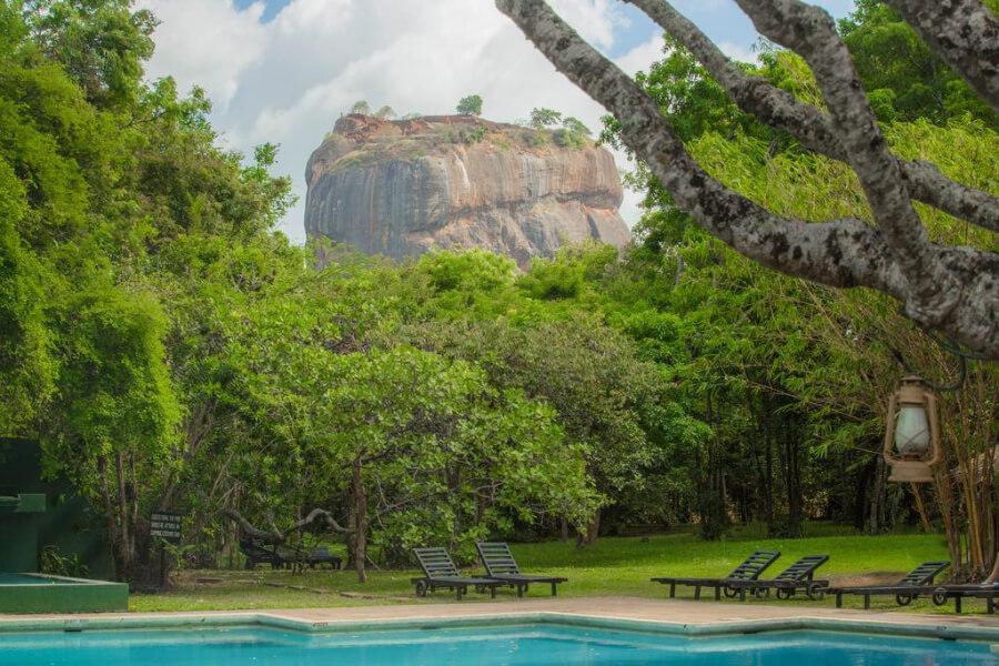 Hotel Sri Lanka Sigiriya Sigiriya Village19