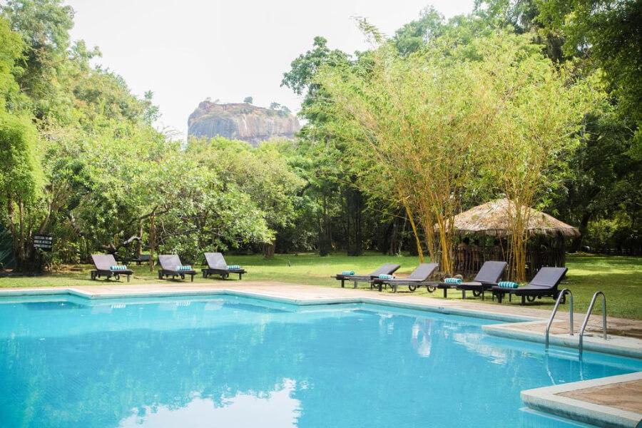 Hotel Sri Lanka Sigiriya Sigiriya Village22