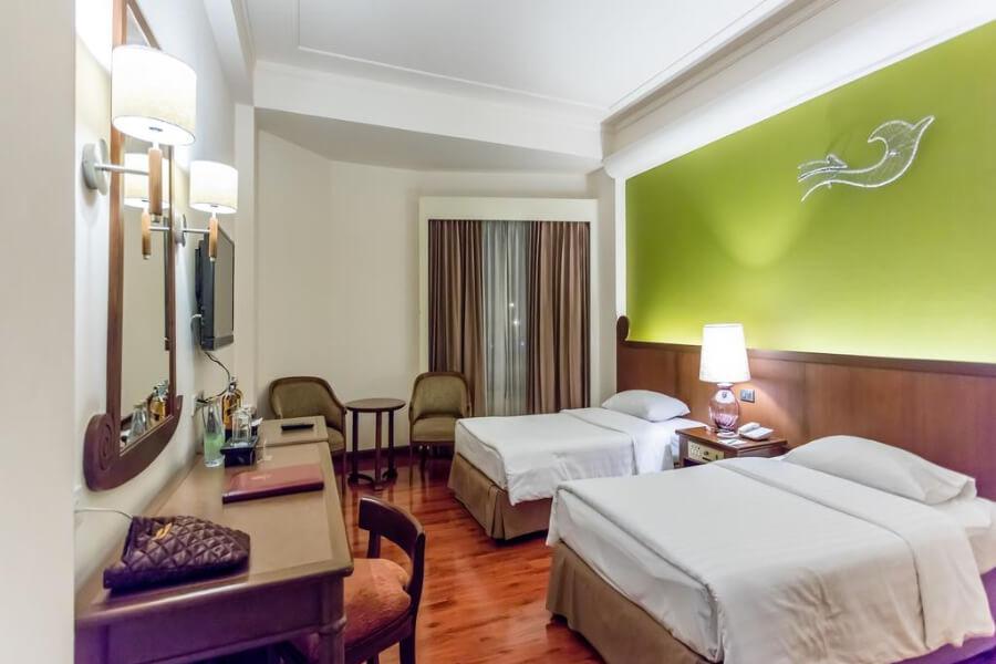 Hotel Thailand Ayutthaya Krungsi River Hotel 8 12