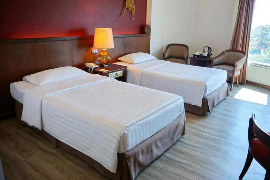 Hotel Thailand Ayutthaya Krungsi River Hotel 8 4