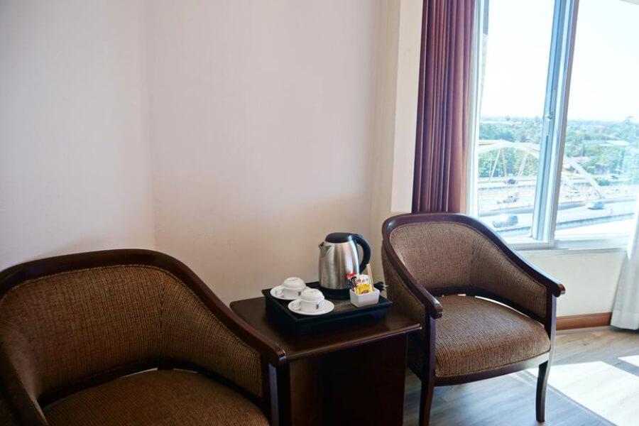Hotel Thailand Ayutthaya Krungsi River Hotel 8 5