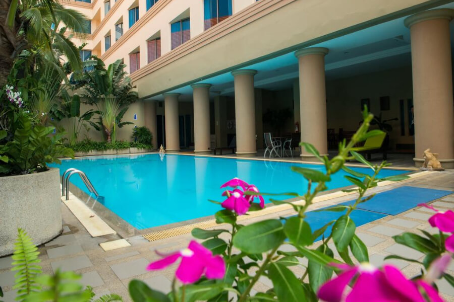 Hotel Thailand Ayutthaya Krungsi River Hotel 8 7