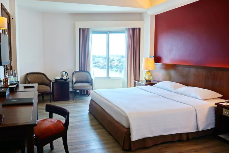 Hotel Thailand Ayutthaya Krungsi River Hotel 8 9
