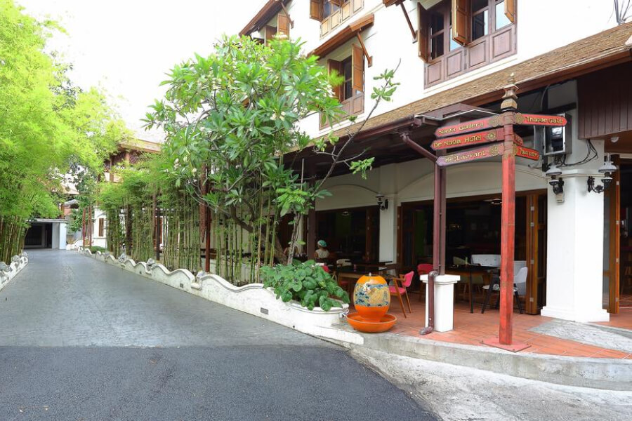 Hotel Thailand Chiang Mai De Naga Chiang Mai 1